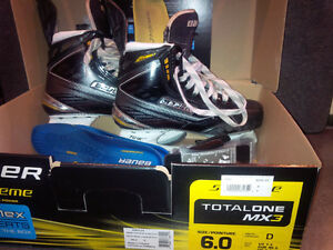 Bauer Top of the Line Hockey Skates
