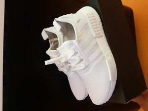 NMD Triple White Brand new
