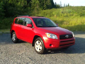 2006 Toyota RAV4 SUV, 4X4..LOW KLMS..AMAZING COND FOR YEAR