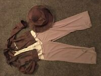 Halloween fancy dress costume Indiana jones outfit
