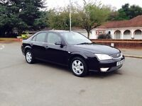 MONDEO 2006 TDCI-6 SPEED MANUAL DIESEL-VERY CLEAN IN OUT-START RUNS BRILLIANT-GHIA MODEL-YEAR MOT