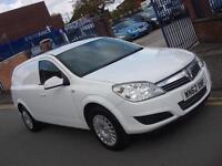 2012 62 PLATE Vauxhall Astravan 1.7CDTi 16v ecoFLEX ( 110PS ) Club in White