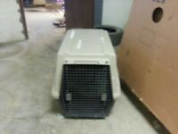 Airline approved dog carrier XL - used it with my 65lb Boxer Dog