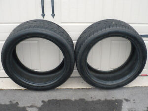 Two TOYO PROXES S-T II Tires 275/40R20 $195 for Pair