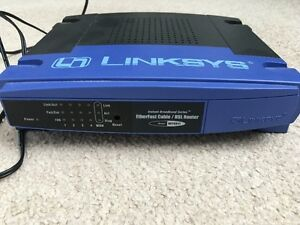 Linksys BEFSR41 v2 Router