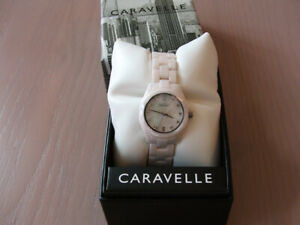 Ladies BULOVA Ceramic Watch,BRAND NEW-IN-THE BOX