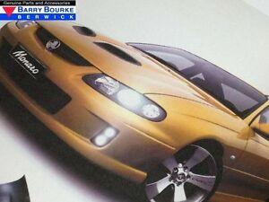 Genuine Holden Brand New Holden VZ Monaro Bonnet Kit Suit VT, VX, VU