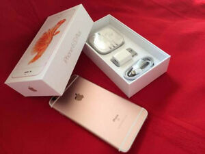 Iphone 6 S Gold 64g