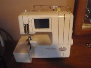 Janome Serger for Sale