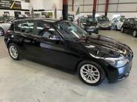 2012 BMW 116D EFFICIENT DYNAMICS SPEC-SH-BLACK-2 KEYS-1 OWNER Hatchback Diesel M