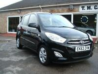 2013 63 Hyundai i10 1.2 Active 5d ***2 Years Warranty***