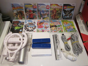 Wii Bundles With Games Lots&PS One