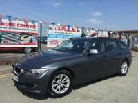 BMW 320D EFFICIENT DYNAMICS AUTO TOURING 2014 *BUSINESS EDITION *HUGE SPEC