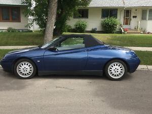 1997Alfa Romeo Spider 2.0 Twin Spark