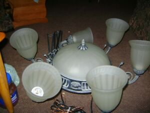 EXTREMELY LARGE CIELING FIXTURE