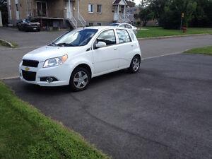 2009 Chevrolet Aveo LS Familiale