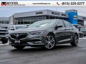 2018 Buick Regal Sportback Essence  REGAL, ESSENCE, SUNROOF, AWD