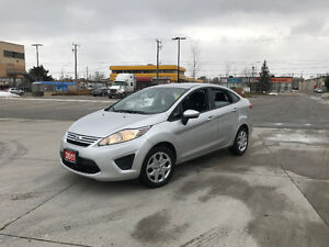 2011 Ford Fiesta 4 door, Automatic, ONLY 45000 km, Warranty avai