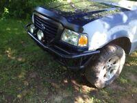 Ford Ranger Aftermarket Bumper