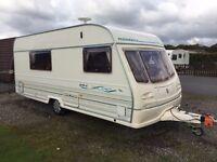 Avondale Dart 515/4 Touring 4 Berth Caravan.