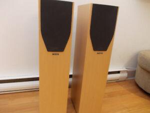 speakers MISSION M73I haut-parleurs de grande qualité