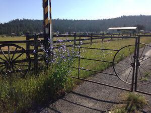 NORTH OKANAGAN SMALL WORKING HORSE FARM