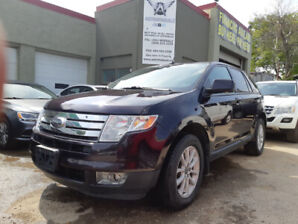 2007 Ford Edge SEL - Safetied! Sunroof! Heated Seats! $7999!!!!