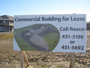 Looking for Long Term Tenant for New Building
