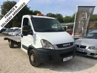 2012 12 IVECO-FORD DAILY 2.3 D AUTOMATIC RECOVERY TRUCK 106 BHP**NO VAT** DIESEL