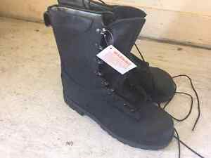 Cold weather Steel toe boot