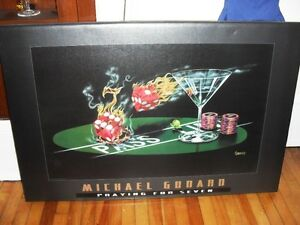 Michael Godard Canvas Prints