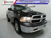 2014 Dodge Ram 1500  Regular Cab  4X4 SXT Low Low Low KM