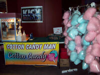 Cotton Candy Man