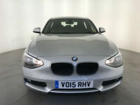 2015 BMW 116D EFFICIENT DYNAMICS BUSINESS DIESEL SERVICE HISTORY FINANCE PX
