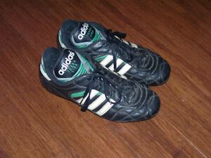 Vintage Adidas Torra Liga Soccer Shoes Cleats Mens 6.5 US