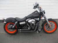 2011 Harley Davidson Street Bob FXDB VERY SHARP BIKE Bedford Halifax Preview