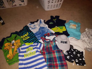 Newborn summer clothing $12 for all