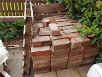 Reclaimed Cheshire Bricks