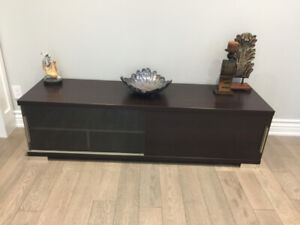 Wooden TV Stand Credenza Made in Italy