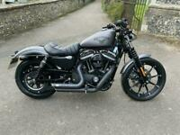 2016(16) Harley Davidson Sportster XL883N Iron ABS - Stage 1 - 6441 miles