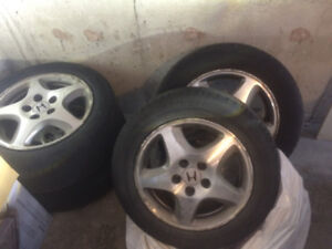 Michelin All Season Tires  205/60/16