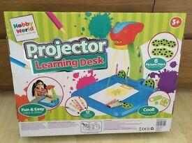 BNIB projector learning desk