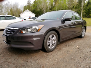 2012 Honda Accord Automatic Low KM