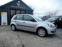 Ford Fiesta Style 1.25 075 (silver) 2005