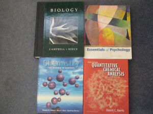 BIOLGY BOOKS FOR SCHOOL