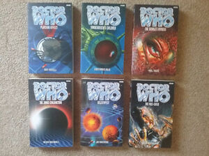 DOCTOR WHO (EIGHTH DOCTOR BOOKS)(AD 3)