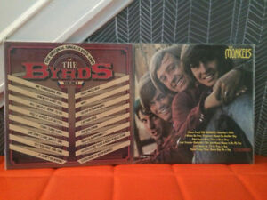 The Byrds/The Monkees LPs