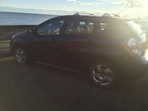 2009 Pontiac Vibe Wagon- No Engine in Ft. Nelson