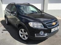 2010 Chevrolet Captiva 2.0d **150 Bhp**Reverse Camera**New Mot**