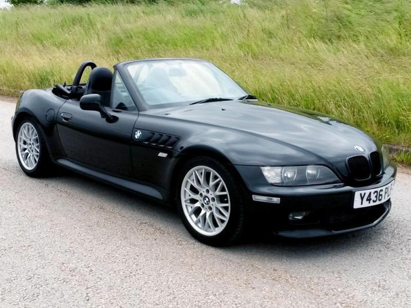 Facelift 2001 Bmw Z3 22 Sport Roadster Automatic